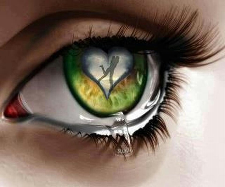 eyes and heart